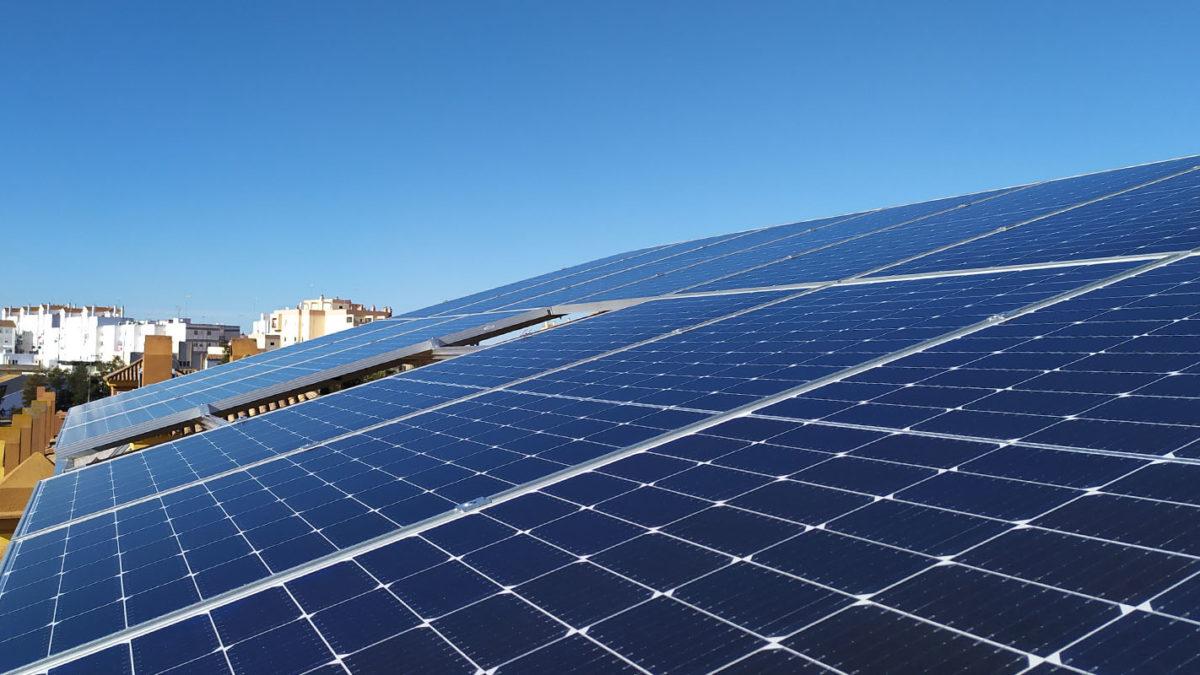 instalación placas fotovoltaicas